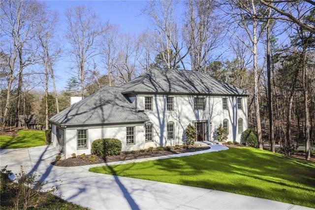 8160 Habersham Waters Road, Sandy Springs, GA 30350 (MLS #6706980) :: Kennesaw Life Real Estate