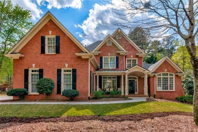 1015 River Laurel Drive, Suwanee, GA 30024 (MLS #6707007) :: RE/MAX Paramount Properties