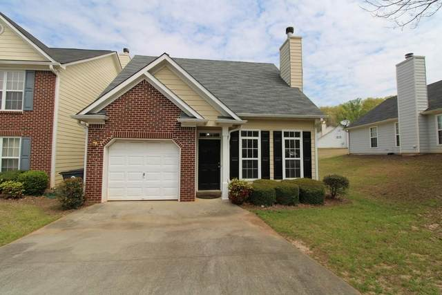 9569 Lakeview Circle, Union City, GA 30291 (MLS #6707013) :: The Cowan Connection Team
