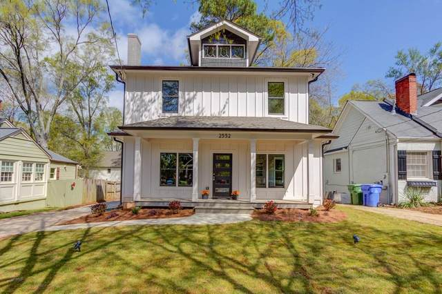 2552 Knox Street NE, Atlanta, GA 30317 (MLS #6707030) :: The Zac Team @ RE/MAX Metro Atlanta
