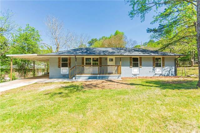 8037 Attleboro Drive, Jonesboro, GA 30238 (MLS #6707040) :: The Zac Team @ RE/MAX Metro Atlanta
