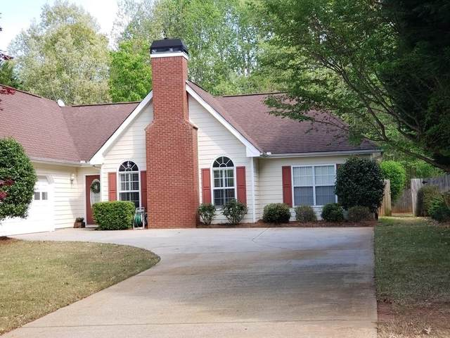 6318 Compass Drive, Flowery Branch, GA 30542 (MLS #6707047) :: Rock River Realty