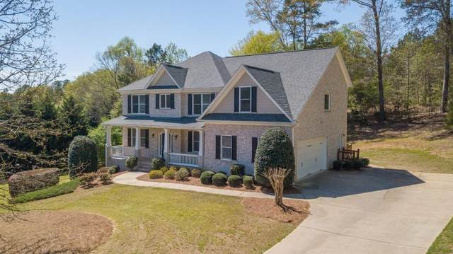 126 Harbour Ridge Drive, Dawsonville, GA 30534 (MLS #6707049) :: The North Georgia Group