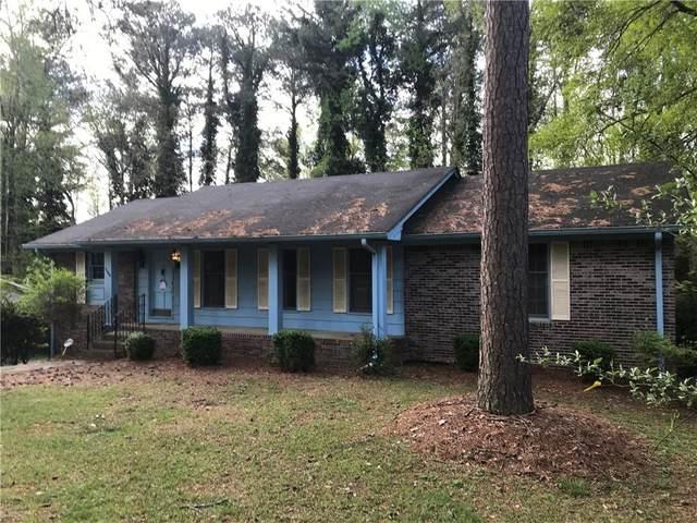 5100 Erin Road, South Fulton, GA 30331 (MLS #6707073) :: The Butler/Swayne Team