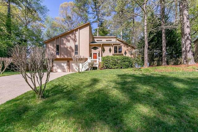 239 Rocky Top Court NE, Kennesaw, GA 30144 (MLS #6707076) :: Kennesaw Life Real Estate