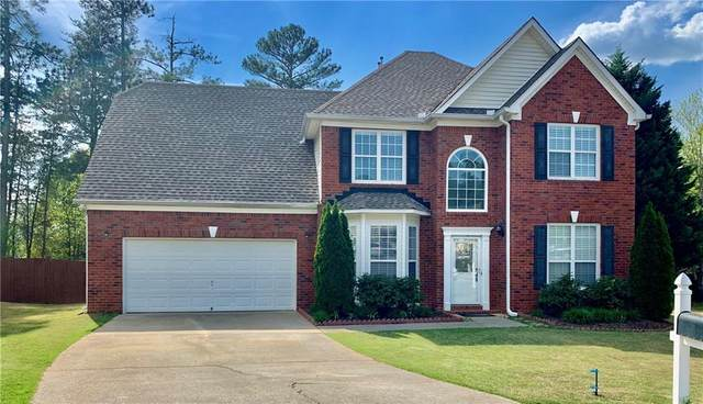2602 Ambria Drive, Buford, GA 30519 (MLS #6707085) :: RE/MAX Paramount Properties