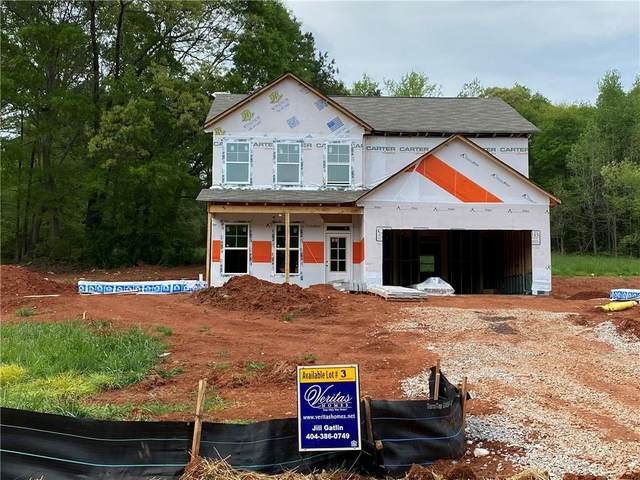 545 Peachtree Road, Jefferson, GA 30549 (MLS #6707094) :: Charlie Ballard Real Estate
