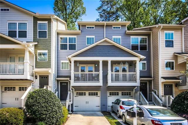 1605 Liberty Parkway NW, Atlanta, GA 30318 (MLS #6707105) :: Charlie Ballard Real Estate
