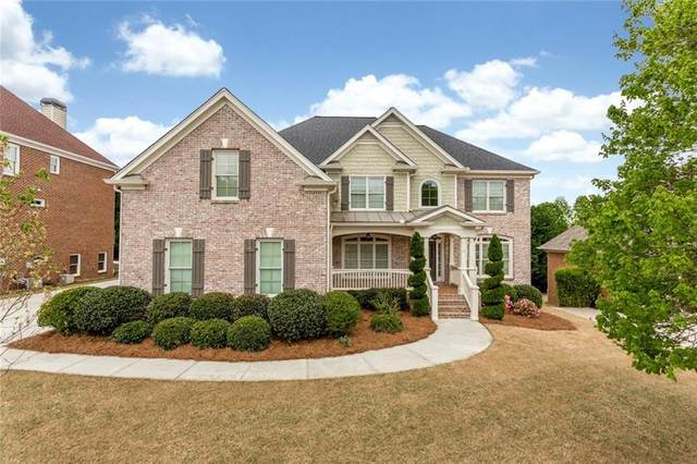 2621 Trailing Ivy Way, Buford, GA 30519 (MLS #6707118) :: Thomas Ramon Realty