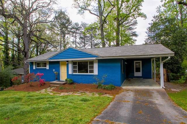 3037 Anthony Drive, Decatur, GA 30033 (MLS #6707136) :: Good Living Real Estate