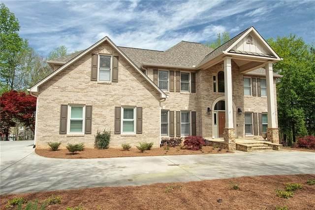5342 Legends Drive, Braselton, GA 30517 (MLS #6707139) :: RE/MAX Paramount Properties