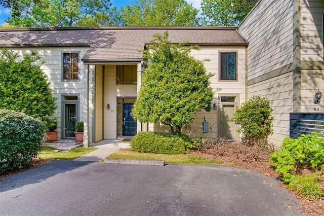 92 Forrest Place #92, Sandy Springs, GA 30328 (MLS #6707171) :: Kennesaw Life Real Estate