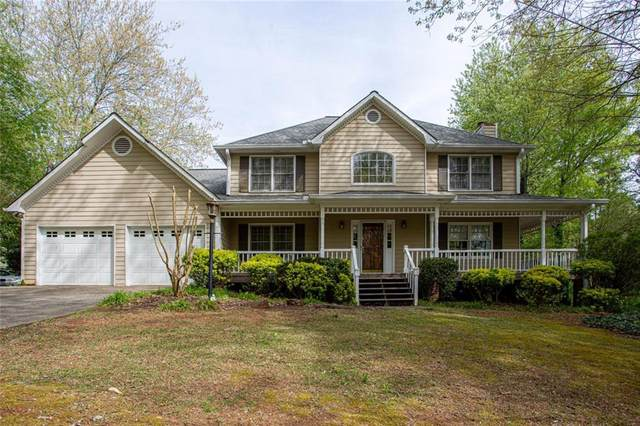325 Knotts Circle, Woodstock, GA 30188 (MLS #6707179) :: The North Georgia Group