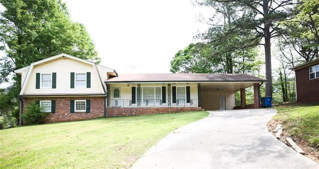 6748 Darrell Court, Morrow, GA 30260 (MLS #6707186) :: Path & Post Real Estate