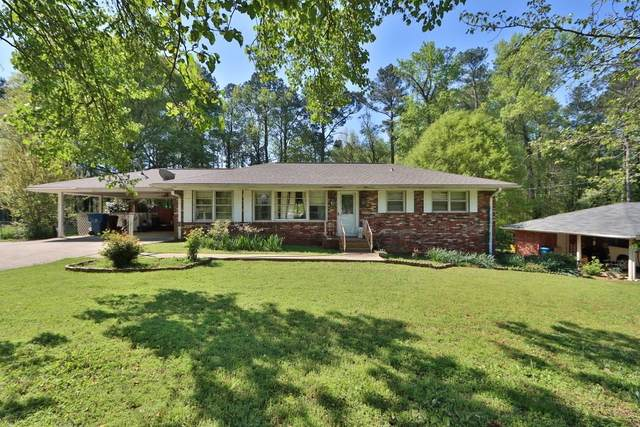 260 Meadow Drive, Alpharetta, GA 30009 (MLS #6707212) :: John Foster - Your Community Realtor