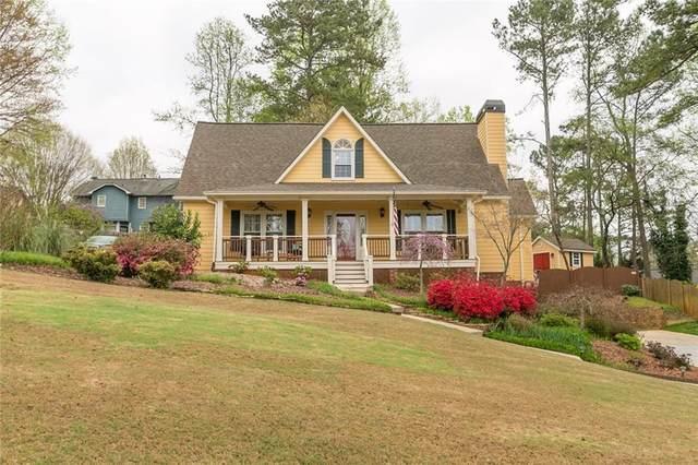 807 Commons Court, Woodstock, GA 30189 (MLS #6707218) :: Rock River Realty
