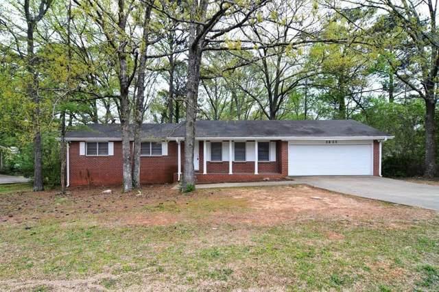 5180 Kings Highway, Douglasville, GA 30135 (MLS #6707234) :: Charlie Ballard Real Estate
