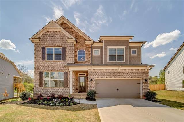 536 Flyingbolt Run, Canton, GA 30115 (MLS #6707255) :: North Atlanta Home Team