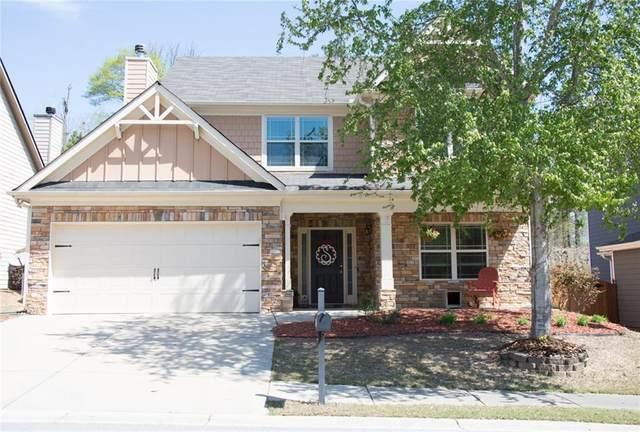 9530 Rushmore Circle, Braselton, GA 30517 (MLS #6707282) :: Charlie Ballard Real Estate