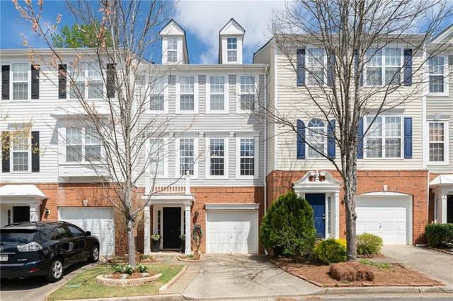 3319 Lathenview Court, Alpharetta, GA 30004 (MLS #6707290) :: John Foster - Your Community Realtor