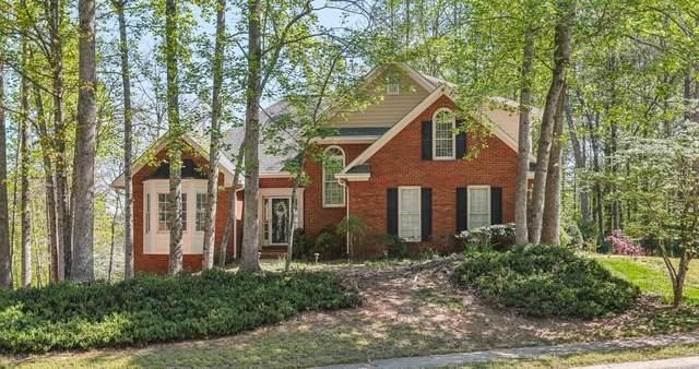 3801 Woodruff Court, Woodstock, GA 30189 (MLS #6707307) :: RE/MAX Paramount Properties