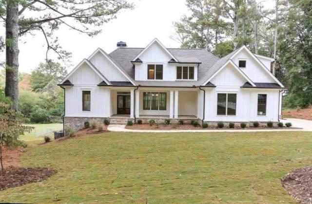 236 Thomas Circle, Roswell, GA 30075 (MLS #6707319) :: RE/MAX Paramount Properties