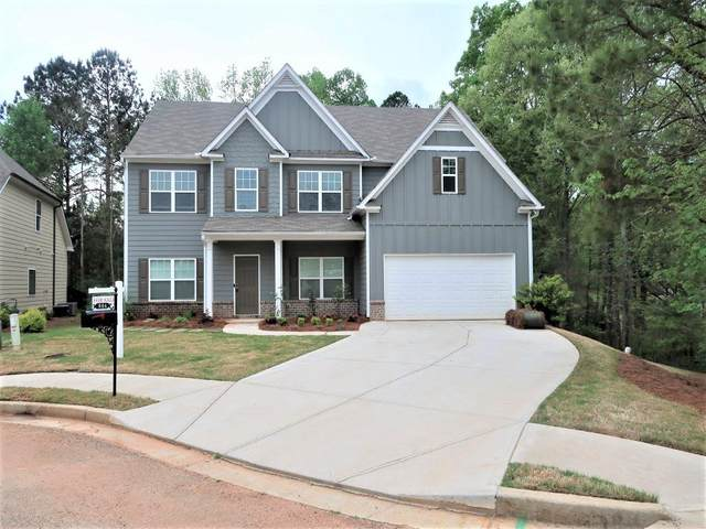 964 Liberty Bell Run, Hoschton, GA 30548 (MLS #6707326) :: Charlie Ballard Real Estate