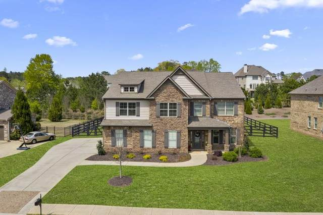 239 Millstone Parkway, Woodstock, GA 30188 (MLS #6707346) :: Community & Council