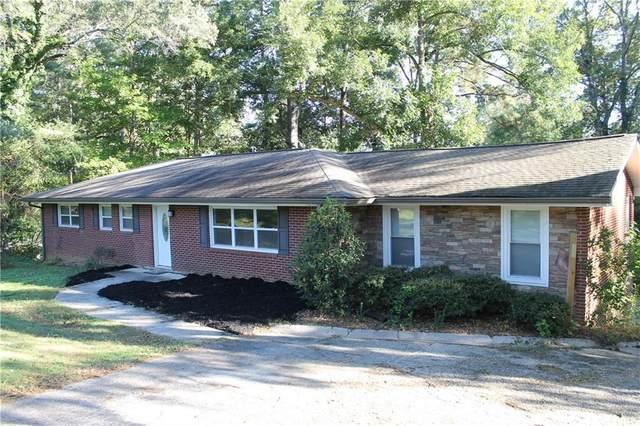 2503 Brooks Drive, Austell, GA 30106 (MLS #6707353) :: The Butler/Swayne Team