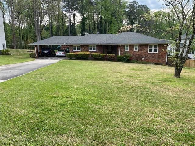 6405 Bridgewood Valley Road, Atlanta, GA 30328 (MLS #6707354) :: RE/MAX Paramount Properties