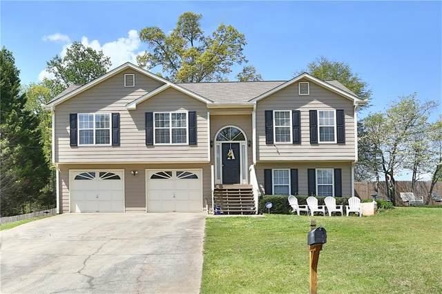 5410 Hunnington Mill Drive, Flowery Branch, GA 30542 (MLS #6707366) :: Rock River Realty