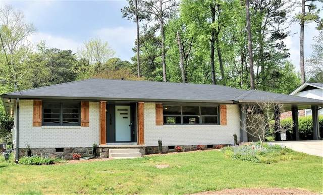 1256 Poinset Place, Decatur, GA 30033 (MLS #6707368) :: Good Living Real Estate