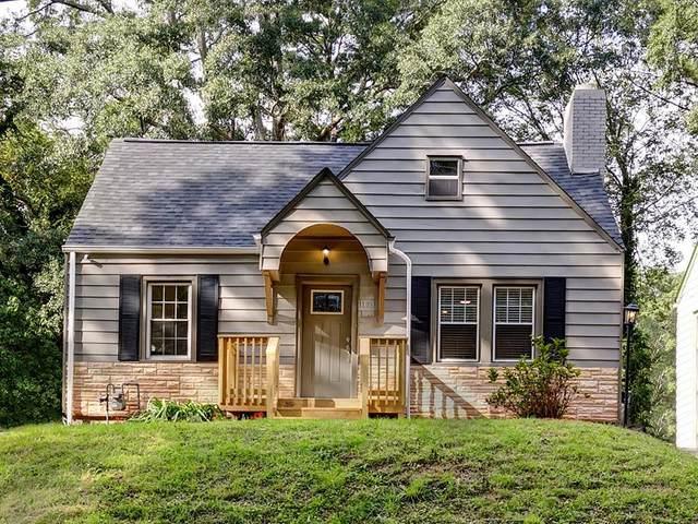 1739 Beecher Street SW, Atlanta, GA 30310 (MLS #6707369) :: RE/MAX Prestige