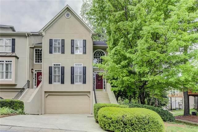 2536 Oakwood Way SE, Smyrna, GA 30080 (MLS #6707380) :: Good Living Real Estate