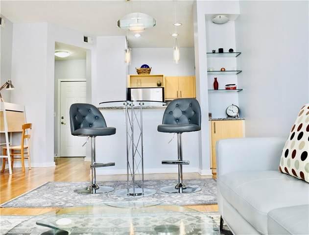 390 17th Street NW #6015, Atlanta, GA 30363 (MLS #6707389) :: Kennesaw Life Real Estate