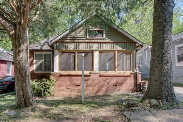 870 Vera Street SE, Atlanta, GA 30316 (MLS #6707400) :: The Realty Queen & Team