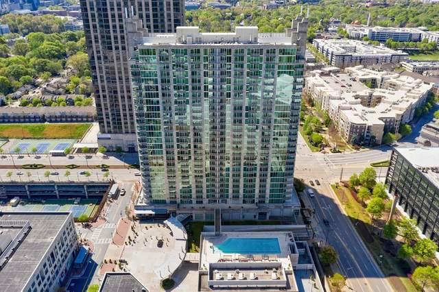 361 17th Street NW #2616, Atlanta, GA 30363 (MLS #6707422) :: RE/MAX Paramount Properties