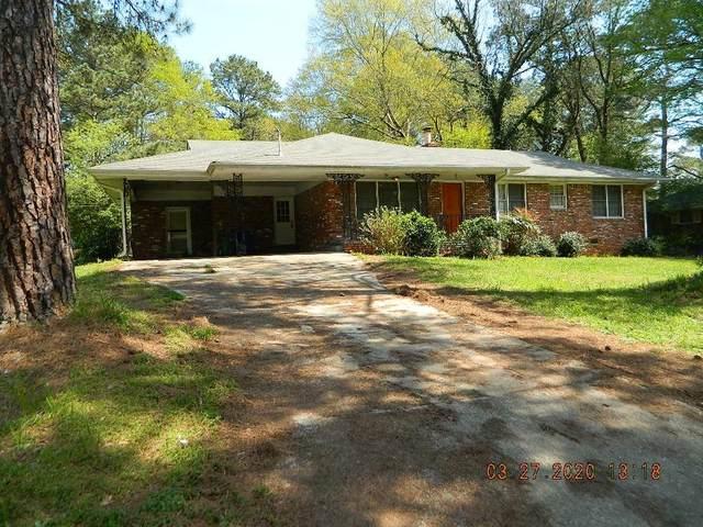 3541 Stardust Circle, Decatur, GA 30034 (MLS #6707432) :: Oliver & Associates Realty