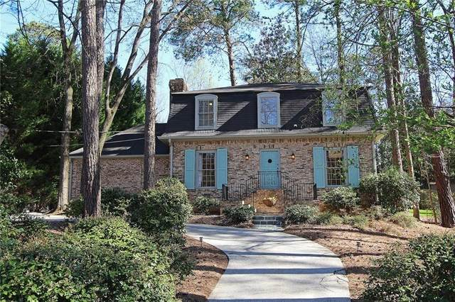 3171 Northside Parkway NW, Atlanta, GA 30327 (MLS #6707434) :: Path & Post Real Estate