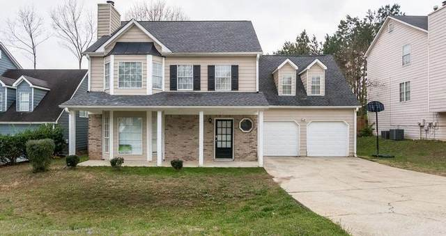 1369 Chapel Hill Court SW, Marietta, GA 30008 (MLS #6707436) :: Rock River Realty