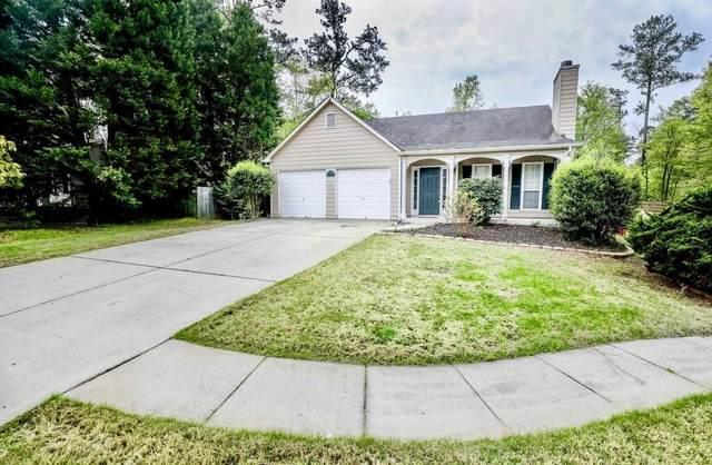 3350 Grove Park Terrace NW, Acworth, GA 30101 (MLS #6707438) :: Oliver & Associates Realty