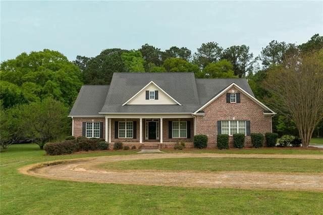 2233 M P Harrison Road, Monroe, GA 30655 (MLS #6707464) :: Charlie Ballard Real Estate