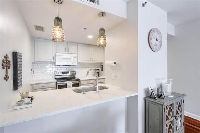 3481 Lakeside Drive NE #804, Atlanta, GA 30326 (MLS #6707481) :: Charlie Ballard Real Estate