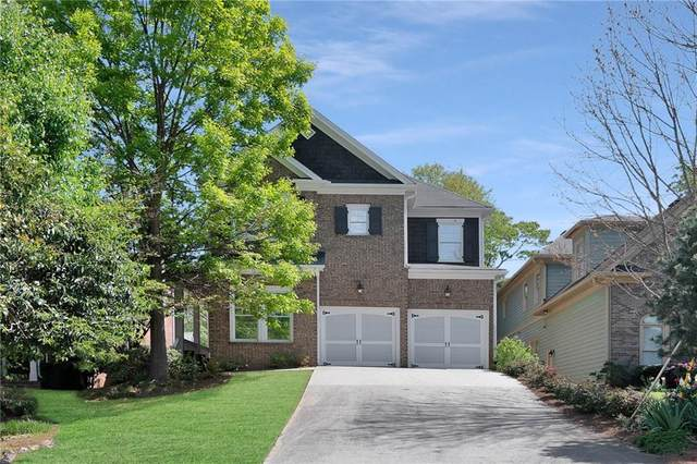 3259 Osborne Road NE, Brookhaven, GA 30319 (MLS #6707504) :: North Atlanta Home Team