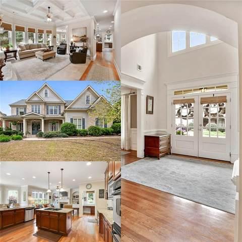 5677 Ashleigh Walk Drive, Suwanee, GA 30024 (MLS #6707505) :: RE/MAX Paramount Properties