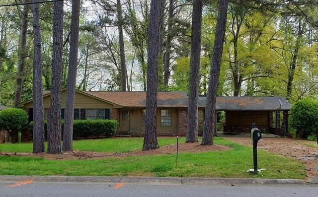 6695 Wright Road, Atlanta, GA 30328 (MLS #6707516) :: Rock River Realty