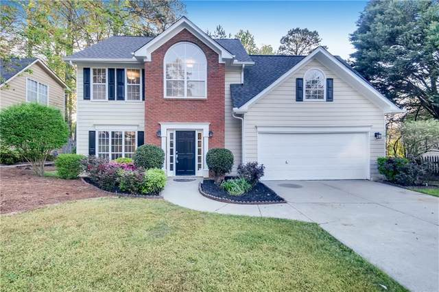 11105 Taylors Spring Place, Alpharetta, GA 30022 (MLS #6707520) :: The Butler/Swayne Team