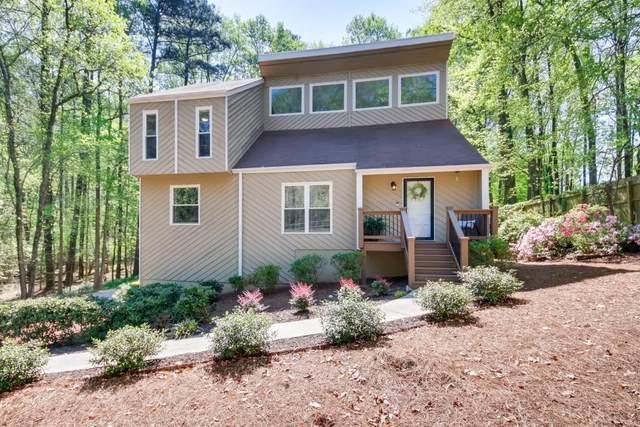 4118 Jones Bridge Circle, Peachtree Corners, GA 30092 (MLS #6707522) :: Scott Fine Homes at Keller Williams First Atlanta