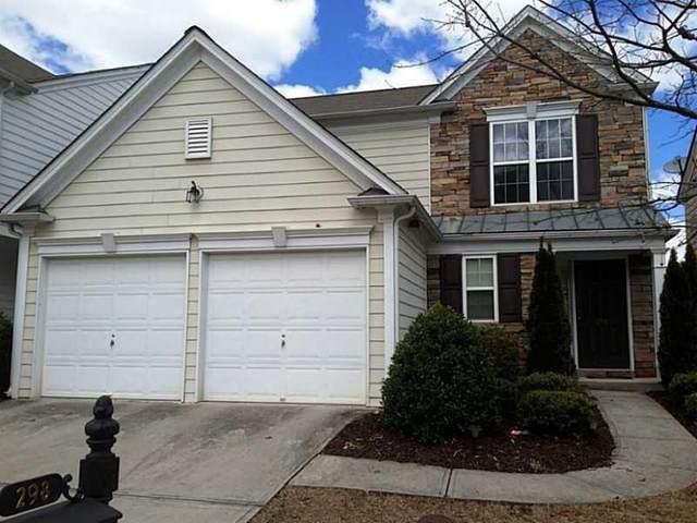 298 Balaban Circle, Woodstock, GA 30188 (MLS #6707537) :: Kennesaw Life Real Estate