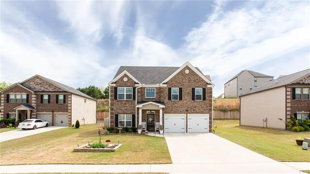 1280 Vienna Court, Hampton, GA 30228 (MLS #6707543) :: Good Living Real Estate